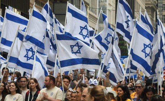 [Israel aprova lei que define o país como 'Estado-nação do povo judeu']