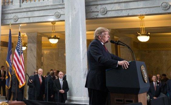 [Trump critica multa imposta pela União Europeia ao Google]