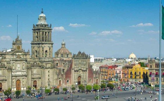 [Terremoto de magnitude 5,9 atinge o México]
