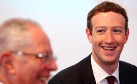 [Dono do Facebook diz que rede não está preparada para enfrentar fake news]