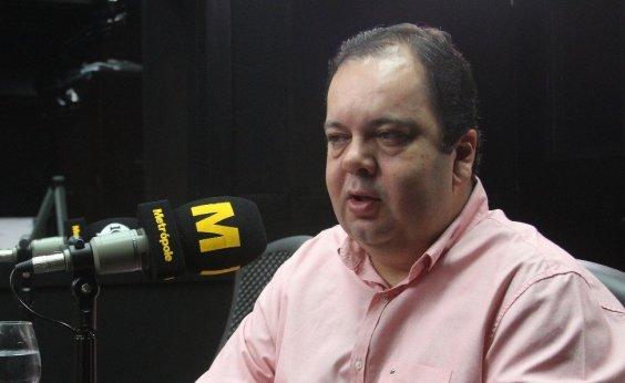 [Elmar diz que centrão decidiu apoiar Alckmin após ficar com 'pé atrás' com Ciro]