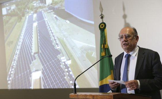 [Gilmar quer condenação de promotor que o chamou de 'maior laxante do Brasil']