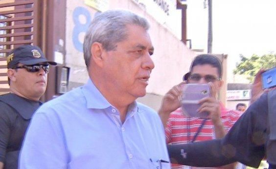 [Ex-governador do Mato Grosso do Sul é preso pela PF]