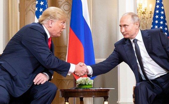 [Embaixador russo diz que Putin e Trump discutiram possível referendo na Ucrânia]