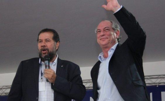 [PDT deve oferecer ao PSB vaga de vice de Ciro Gomes]