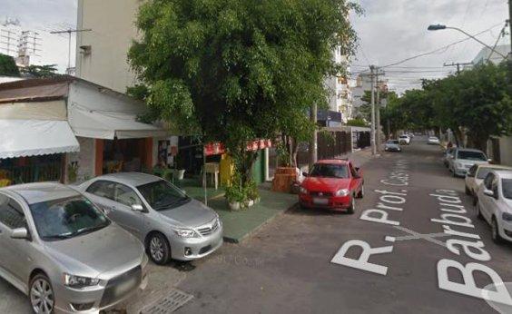 [Via no bairro do Costa Azul passa a ter sentido único a partir de hoje]