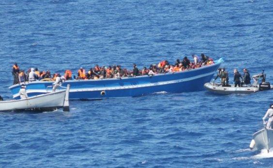 [Mortes de imigrantes no Mar Mediterrâneo atingiram nível mais alto em junho]