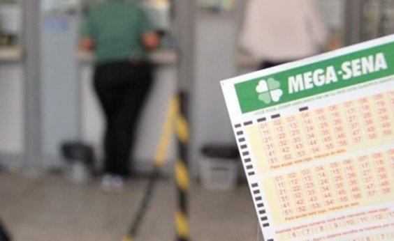 [Mega-Sena acumulada pode pagar R$ 62 milhões no sorteio de hoje]