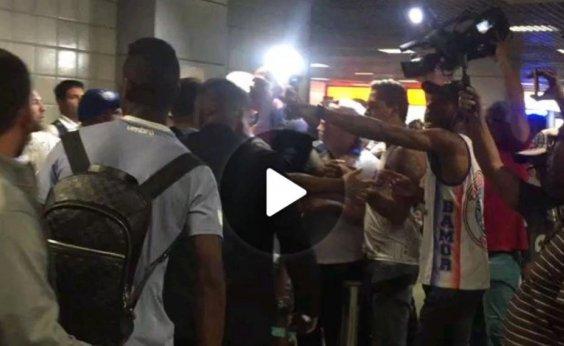 [Esporte Clube Bahia emite nota sobre agressões e anuncia preço promocional de ingresso ]