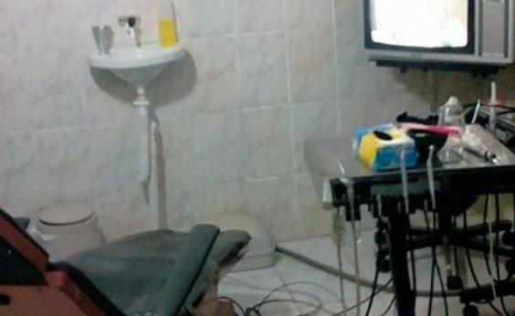 [Mais um falso dentista é preso na Bahia]