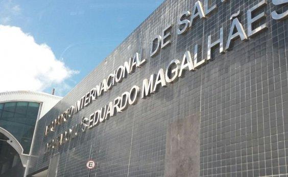 [Salvador tem três voos cancelados devido a manutenção de aeronaves]