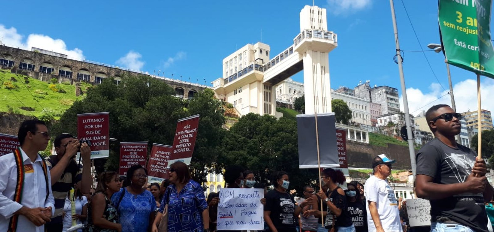[Acordo pode encerrar greve dos professores de Salvador amanhã]