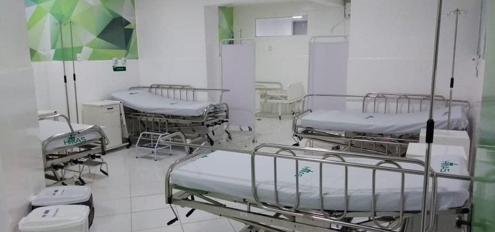[Após reformas, prefeitura de Vera Cruz entrega Hospital Municipal Maria Amélia Santos]