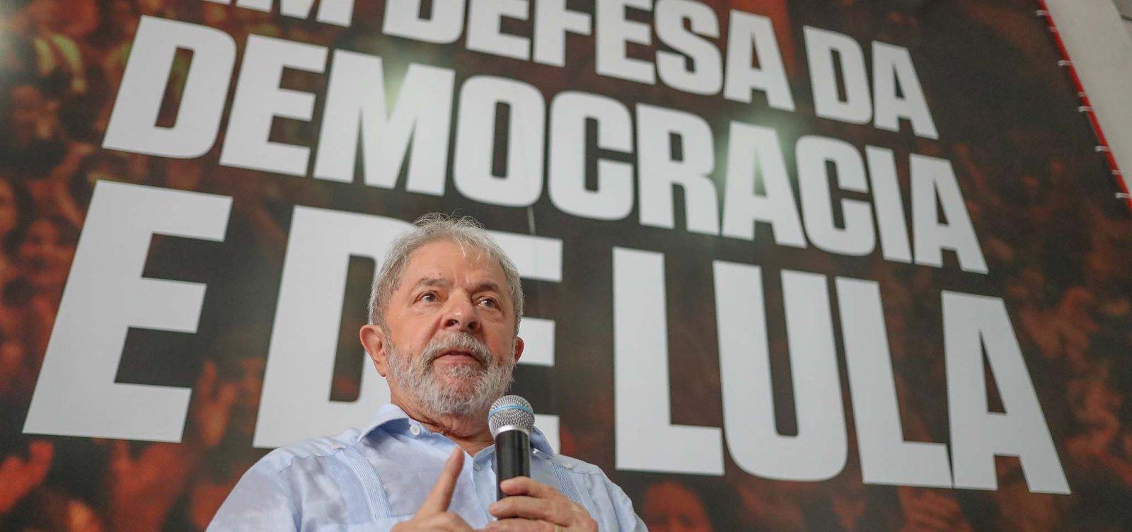 [Defesa avalia desistir de pedido de soltura para evitar que STF discuta elegibilidade de Lula]