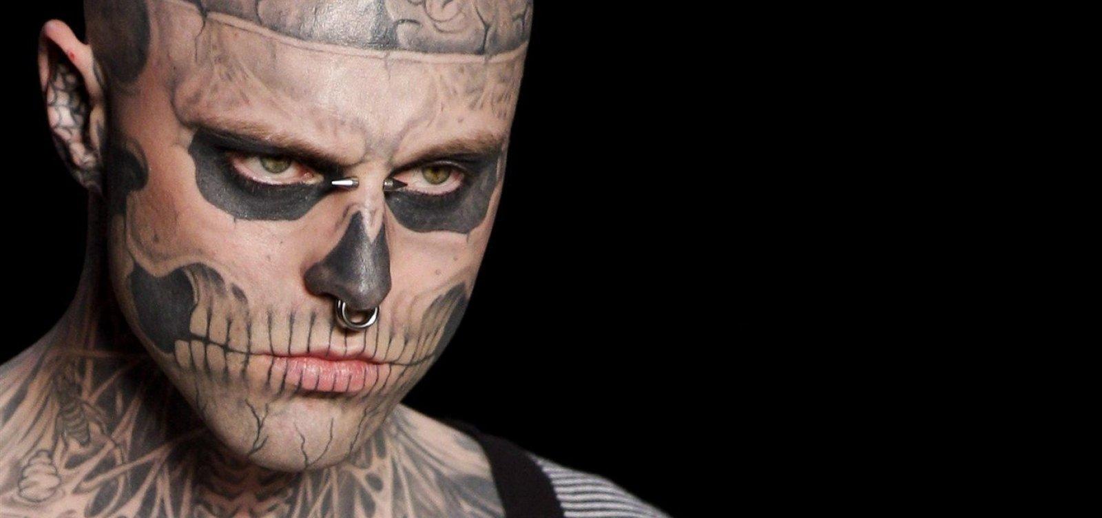 [Zombie Boy, astro do clipe 'Born This Way' de Lady Gaga, é encontrado morto em seu apartamento]