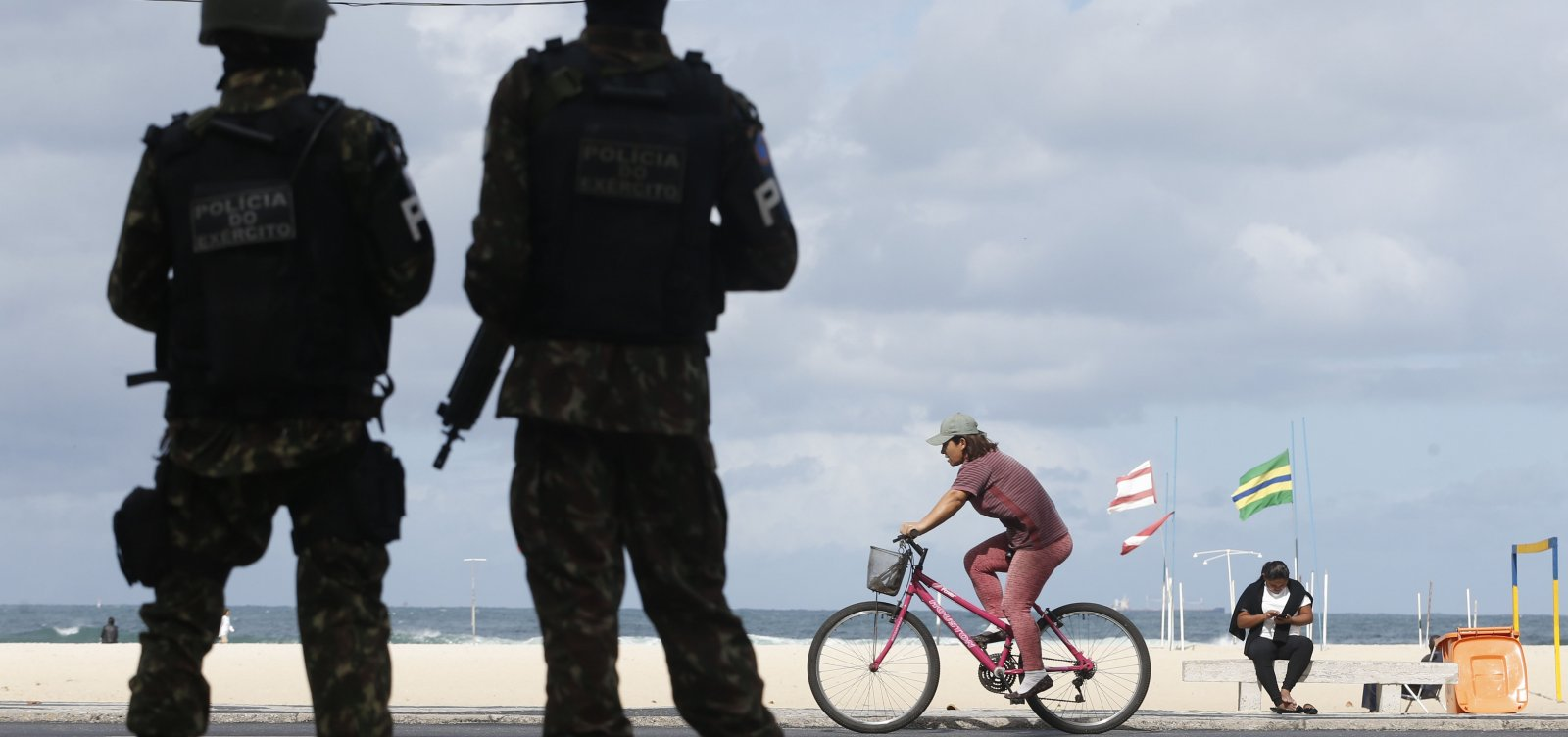 [Cresce 7,2% número de mortes violentas no RJ, diz Fórum Brasileiro de Segurança Pública]