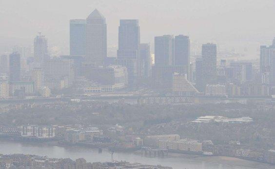 [Turistas também são afetados por poluição na Europa]