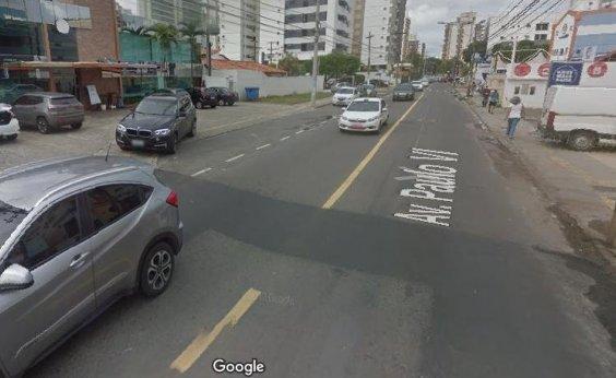 [Faixa exclusiva de ônibus da avenida Paulo VI vai ser recapeada a partir de segunda]