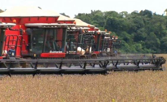 [Justiça ameaça tirar do mercado principal herbicida usado nas lavouras de soja]