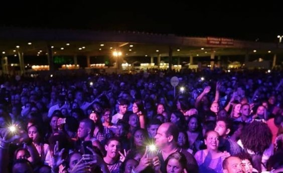 [Três pessoas ficam feridas após briga em festival de arrocha em Salvador]