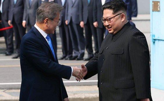 [Coreias vão realizar cúpula em Pyongyang em setembro]