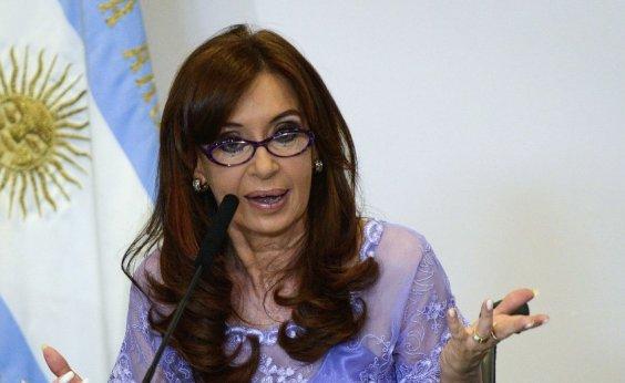 [Cristina Kirchner pede anulação de 'Lava Jato' argentina]