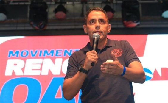 [Tiago Ayres e Antonio Menezes são cotados para chapa de Gamil Föppel]