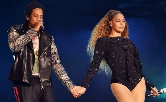 [Beyoncé e Jay-Z dedicam show a Aretha Franklin: 'Nós amamos você']