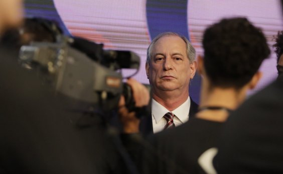 [Ciro Gomes é contra Haddad substituir Lula em debates]