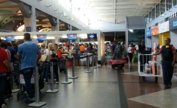 [Praça de alimentação do aeroporto de Salvador fecha para reformas]