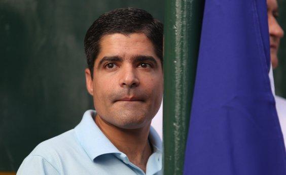 [ACM Neto aposta que Gualberto 'continuará contribuindo com a Bahia']