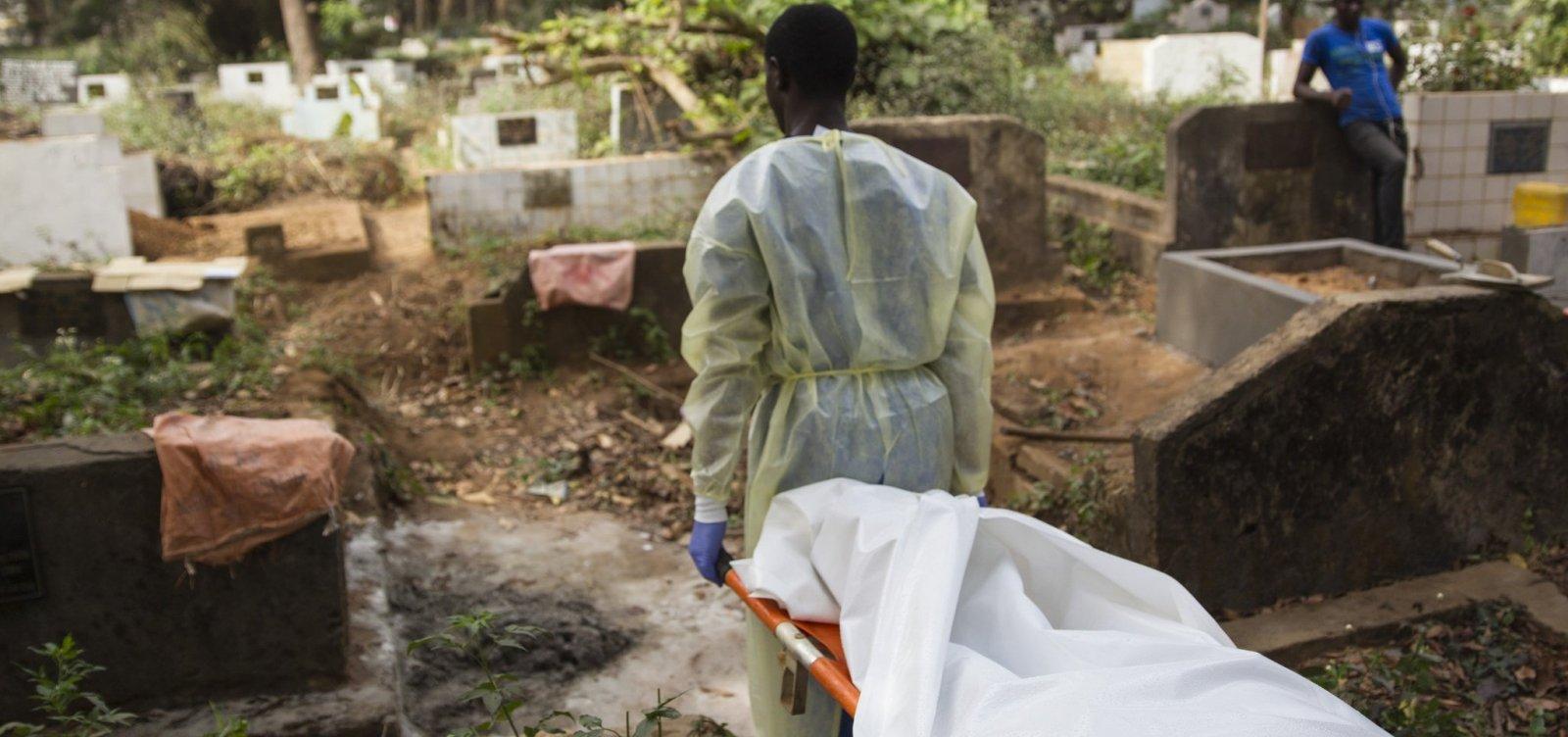 [Ebola: 41 mortes por são confirmadas na República Democrática do Congo]
