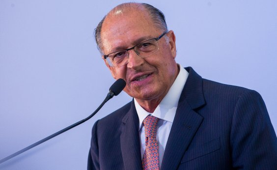 [Para aliados de Alckmin, segundo turno pode ficar entre o tucano e Bolsonaro]