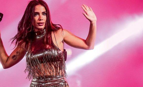 [Anitta rebate críticas sobre show em Rondônia e diz ter cumprido toda programação]