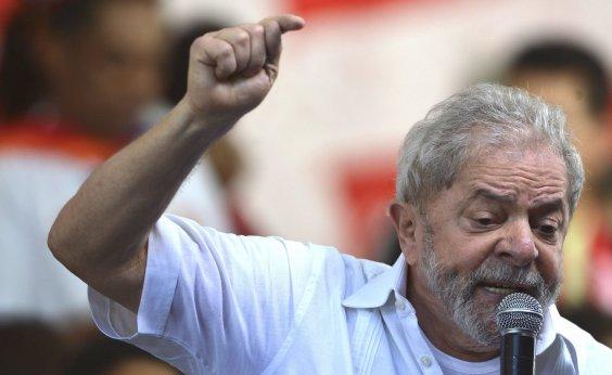 [Lava Jato quer proibir Lula de usar cela como comitê de campanha]