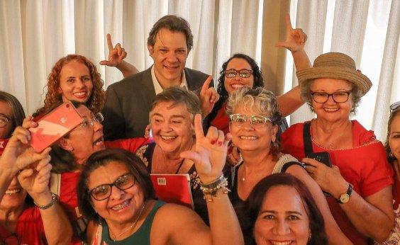[PT registra candidatura de Lula e faz ato em frente ao TSE]