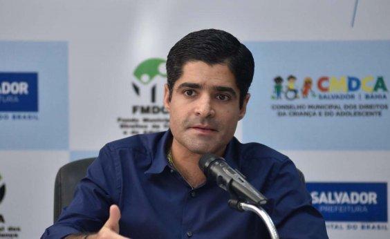 [Contas de 2015 de ACM Neto são aprovadas pela Câmara Municipal de Salvador]