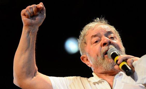 [TSE recebe primeiro questionamento à candidatura de Lula ao Planalto]