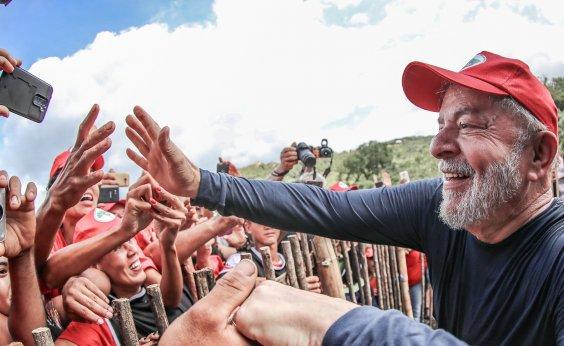[Defesa de Lula quer disputa jurídica por suspensão de inelegibilidade do ex-presidente]