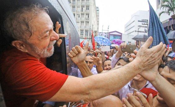 [MPF questiona visitas de políticos ao ex-presidente Lula na prisão]