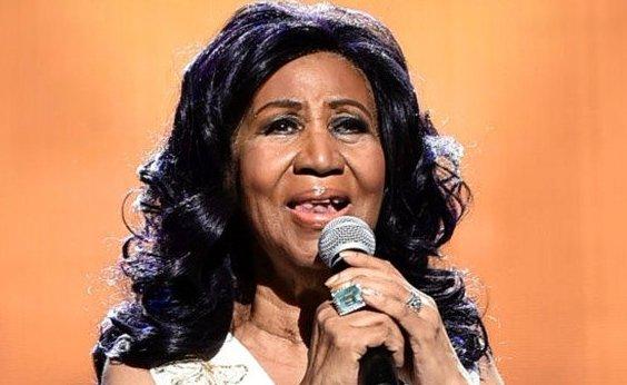 [Aretha Franklin morre aos 76 anos, diz agência]