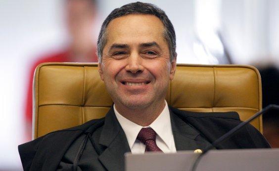 ['Faremos o que é certo', diz Barroso sobre caso Lula no TSE]