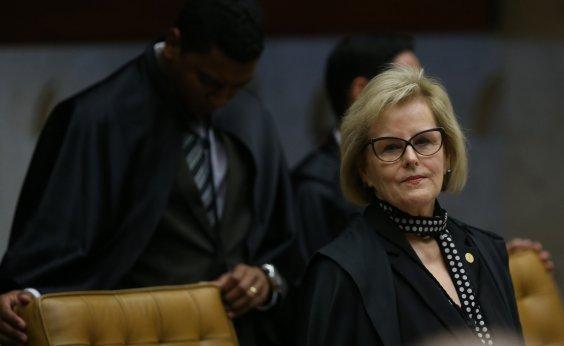[Weber diz que relator do pedido de registro de Lula vai ser escolhido hoje]