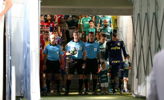 [Bellintani reforça 'confiança maior' em arbitragem para jogo contra o Palmeiras]