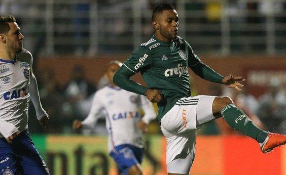 [Bahia perde para o Palmeiras e se despede da Copa do Brasil]