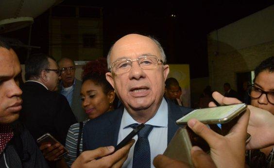 ['Eu não elegi Temer, quem votou com Temer foi ele', diz Zé Ronaldo sobre Rui]