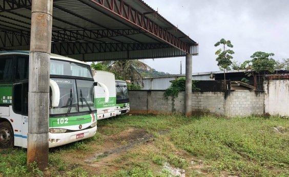 [Homem é resgatado em condições análogas à escravidão em garagem de empresa de ônibus na Bahia]