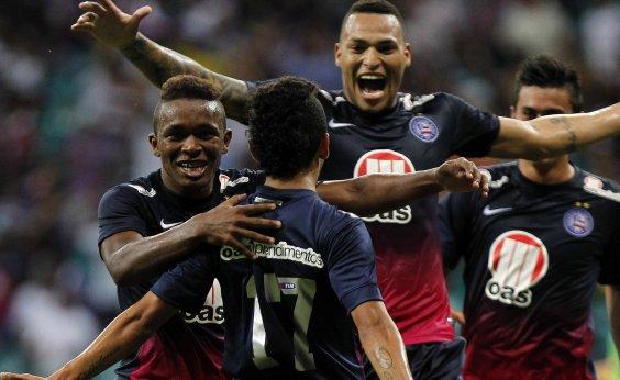 [Bahia divulga relacionados para a partida contra o Cruzeiro; confira]
