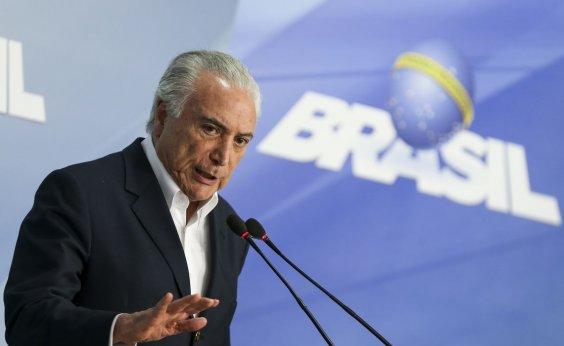 [Temer faz reunião de emergência sobre venezuelanos no Brasil ]