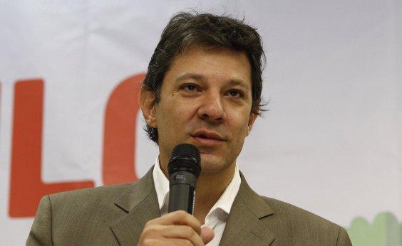[Além de caminhada, Haddad vai gravar programa eleitoral para Rui Costa em Salvador]